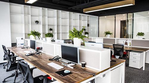 Kiểu dáng thiết kế bàn văn phòng