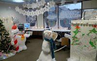 Những lưu ý quan trọng khi trang trí noel cho văn phòng công ty