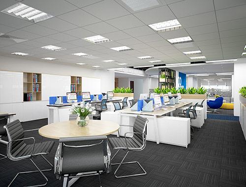 Chất lượng dịch vụ thiết kế nội thất văn phòng làm việc