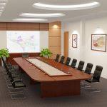 Làm thế nào để thiết kế nội thất phòng họp đẹp, chuyên nghiệp?
