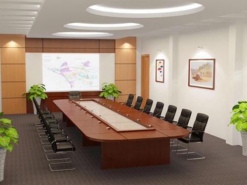 Thiết kế nội thất phòng họp đẹp bằng cách nào?