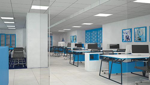 Bảng giá thiết kế văn phòng trọn gói