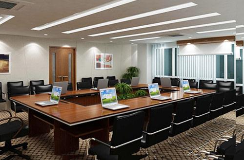 Chọn đơn vị thiết kế nội thất phòng họp đẹp chuyên nghiệp