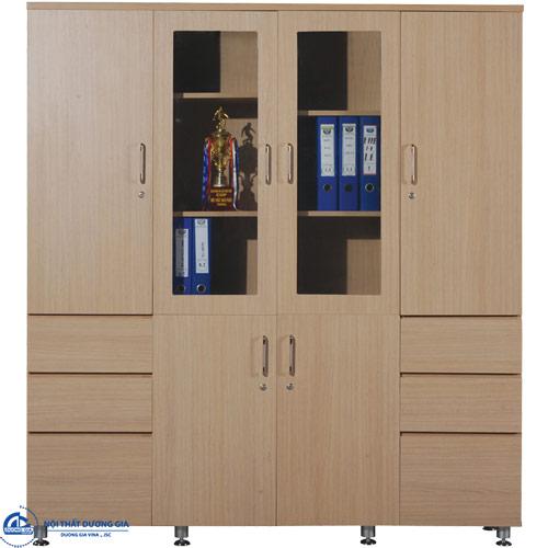 Tủ hồ sơ gỗ công nghiệp HR1960-4B
