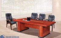 Tư vấn cách lựa chọn mẫu bàn họp văn phòng nhỏ chuẩn nhất