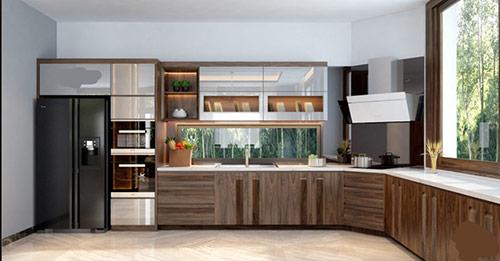 Lưu ý về cách trang trí phòng bếp: chú ý tới nguồn tài chính