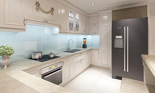 Những lưu ý về cách trang trí phòng bếp