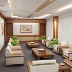 Yếu tố nào tác động tới bảng báo giá thiết kế nội thất phòng khánh tiết?