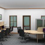 Hướng dẫn chi tiết cách thiết kế văn phòng nhỏ đẹp cho công ty