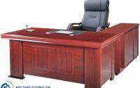 Giải mã độ HOT của những bộ bàn ghế Giám đốc Hòa Phát