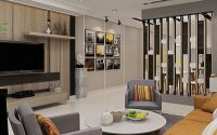 Những yếu tố tác động tới báo giá vách ngăn phòng khách và phòng bếp