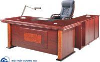 Tuyệt chiêu lựa chọn bàn Giám đốc Hòa Phát chất lượng, giá rẻ