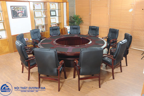 Bàn ghế họp chính hãng