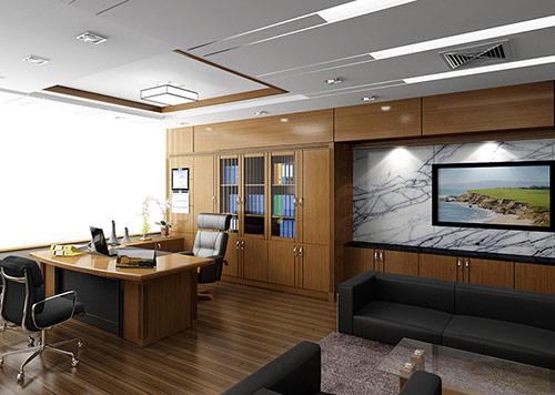 Thế nào là công ty thiết kế nội thất phòng Giám đốc chuyên nghiệp?