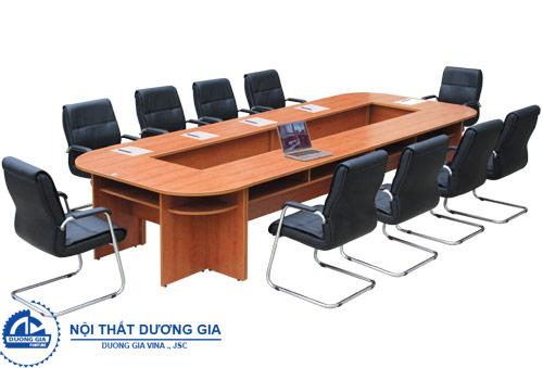 Màu sắc của bàn họp