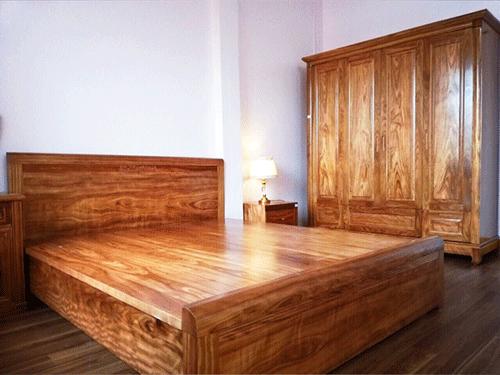 Những lý do đồ nội thất phòng ngủ bằng gỗ tự nhiên luôn được ưa chuộng