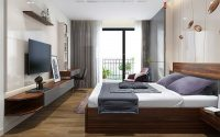 Đơn vị cung cấp, thi công đồ nội thất phòng ngủ chung cư giá rẻ