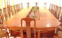 Tìm hiểu chi tiết về mẫu ghế hội trường gỗ tự nhiên TGA01