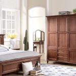 Tại sao đồ nội thất phòng ngủ bằng gỗ tự nhiên ngày càng HOT?