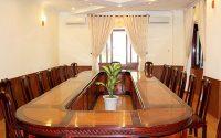 Đây là những lý do mà bạn nên lựa chọn bàn ghế phòng họp bằng gỗ