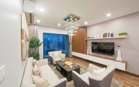 Đơn vị cung cấp, thi công nội thất phòng khách căn hộ chung cư uy tín
