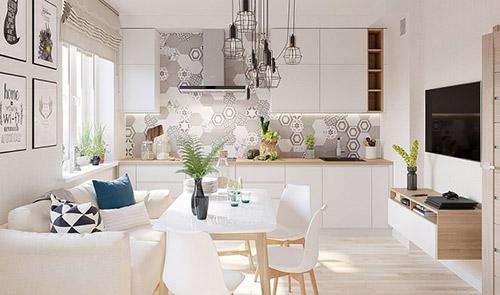Những cách trang trí nội thất phòng khách diện tích nhỏ