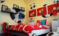 Chọn nội thất phòng ngủ bé trai cần chú ý tới những vấn đề gì?