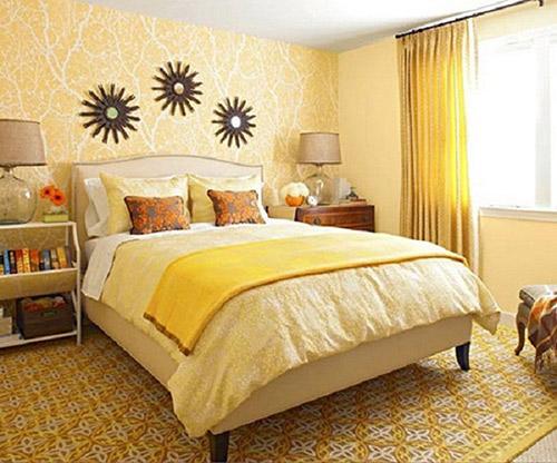 Làm thế nào để thiết kế nội thất phòng ngủ cho người mệnh Kim hợp phong thủy