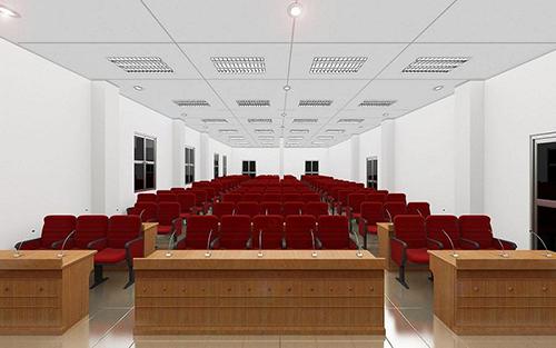 Những nguyên tắc khi mua bàn ghế cho hội trường