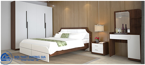 Nội thất phòng ngủ Hòa Phát 305
