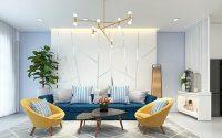 Tư vấn cách thiết kế nội thất phòng khách phong cách hiện đại đẹp