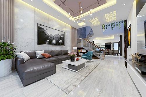 Làm thế nào để thiết kế nội thất phòng khách phong cách hiện đại?