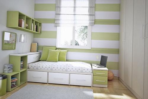 Mẹo trang trí nội thất phòng ngủ đẹp diện tích nhỏ