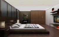 Bật mí cách lựa chọn nội thất phòng ngủ gỗ công nghiệp đẹp, chất lượng